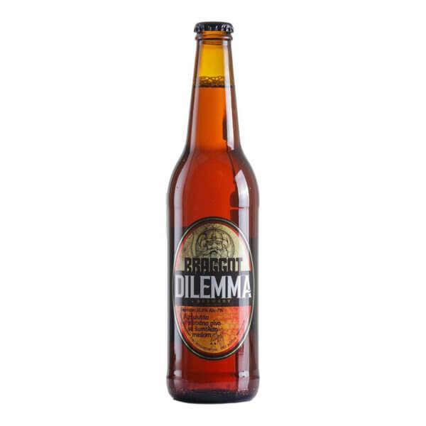 Pivo-Braggot-0.5l-Dilemma-brewery