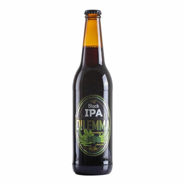 Pivo-Dilemma-Black-IPA-0.5L-Dilemma-brewery