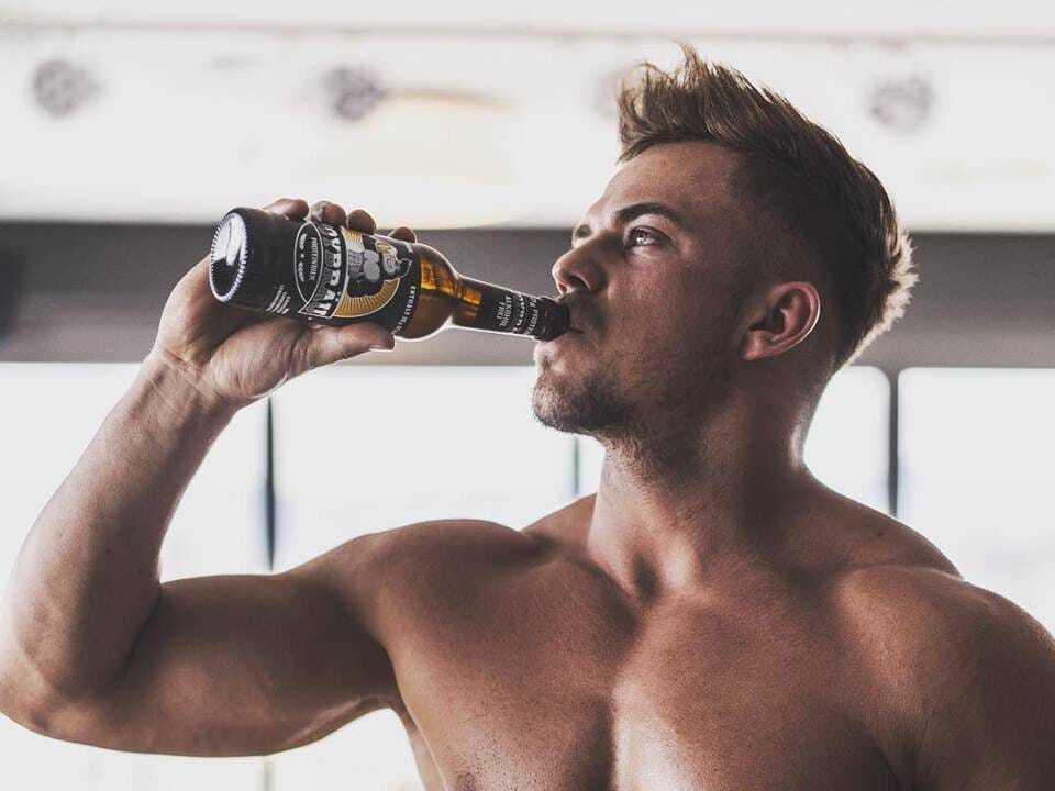 da li pivo goji slika sa pivom